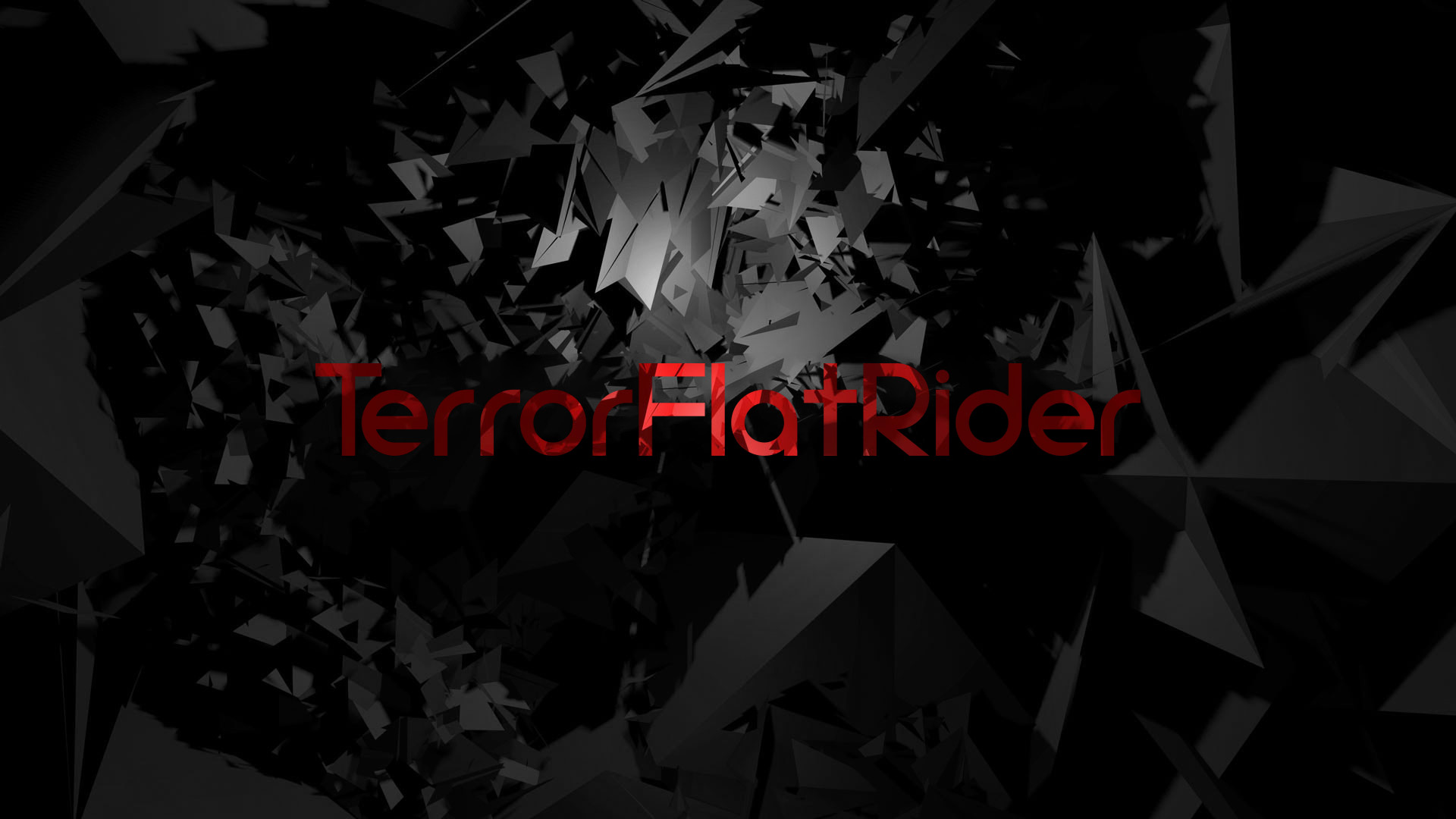 TerrorFlatRider Polygon Glitch